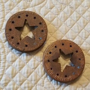 Country Candle Covers